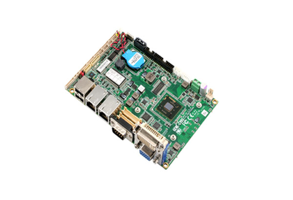 What are the common types of embedded motherboards?