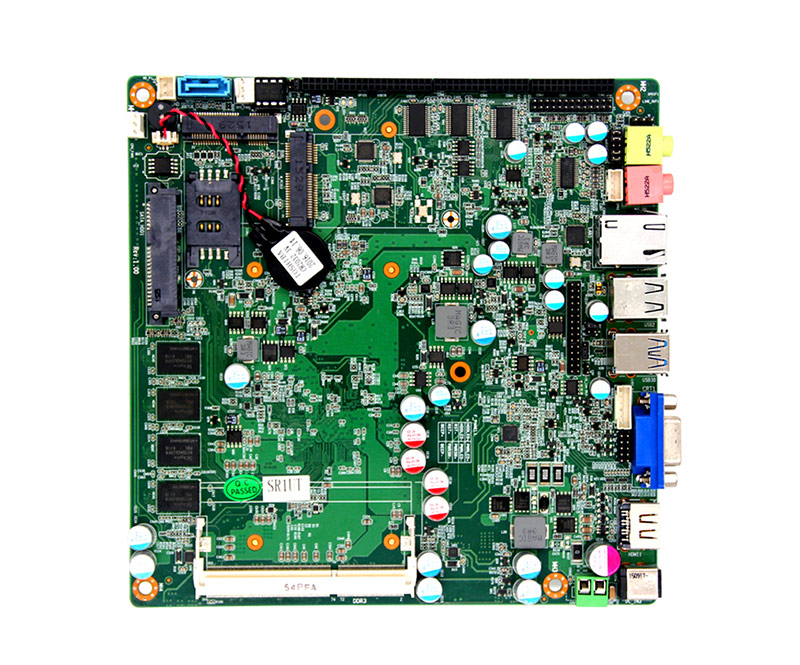 TOP19A MINI-ITX Industrial Motherboard